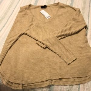 Oversized thermal top
